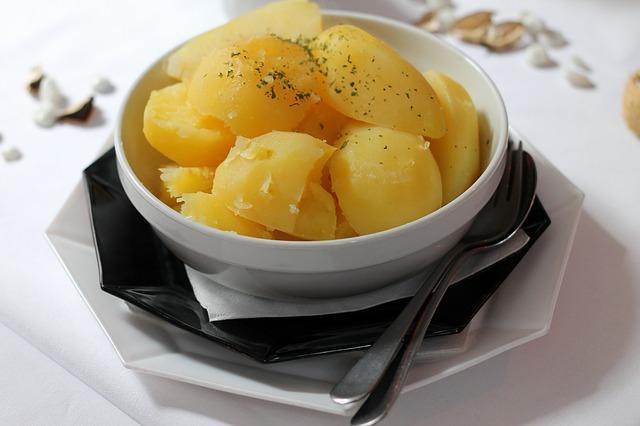 gotowane ziemniak