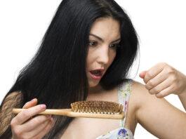 Stopień utraty włosów